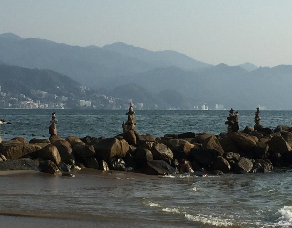 Rock Formations, Puerto Vallarta